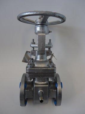 Stoommantel DN50 Schuifafsluiter