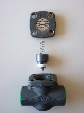 Soft Seat Piston Check Valve voor 100% afdichting en meer corrosiebestendigheid