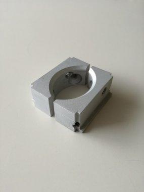 Aluminium machine onderdeel